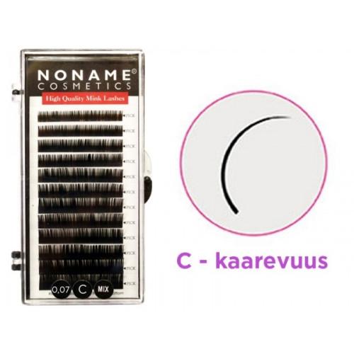 Noname Cosmetics Auto-Fan C-Volyymiripset 8-15 / 0.07