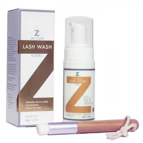 Noname Cosmetics Sky Zone Lash Wash Puhdistusvaahto 50 g