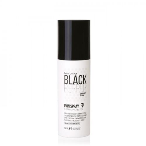 Inebrya Ice Cream Black Pepper Iron Spray lämpösuoja 150 mL