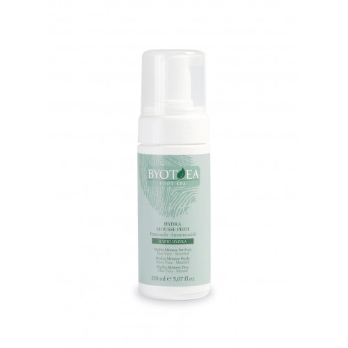 Byotea Hydra Mousse for Feet Kosteuttava jalkavaahto 150 mL