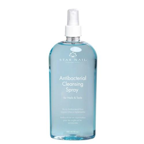 Star Nail Antibacterial Cleansing Spray desinfioiva suihke 473 mL