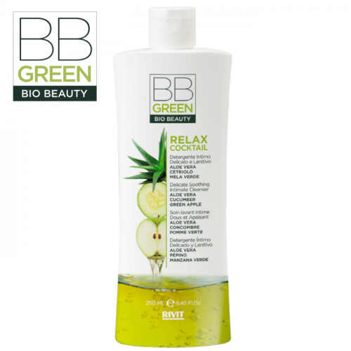 BB Green Bio Beauty Delicate Soothing Intimate Cleanser pesuneste 250 mL