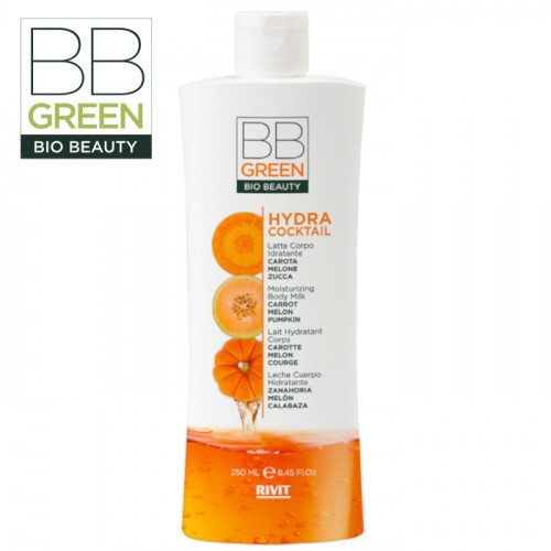 BB Green Bio Beauty Moisturizing Body Milk kosteusmaito 250 mL