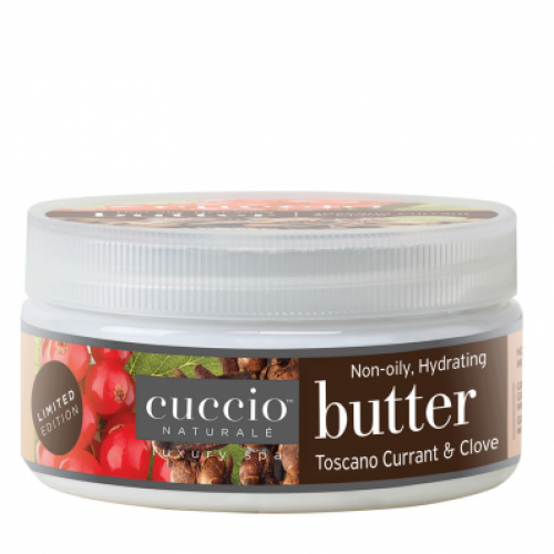 Cuccio Naturalé Butter Blend Toscano Currant & Clove kosteusvoide 226 g