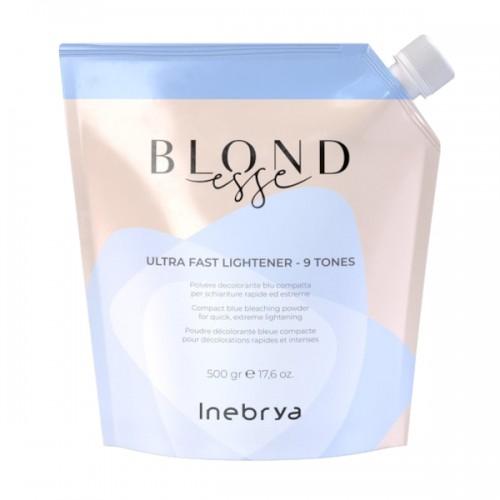 Inebrya Blondesse Ultra Fast Lightener 9 Tones vaalennusjauhe 500 g