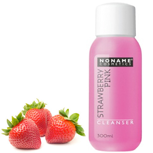 Noname Cosmetics Cleanser Mansikka puhdistusneste 300 mL