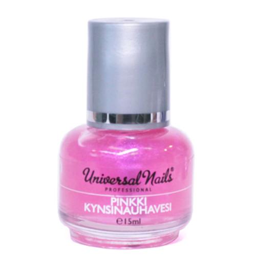 Universal Nails Pinkki kynsinauhavesi 15 mL