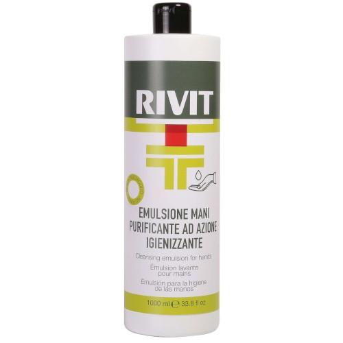 Rivit H202 Cleansing Emulsion käsien desinfiointiaine 1000 mL