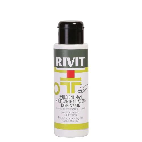 Rivit H202 Cleansing Emulsion käsien desinfiointiaine 75 mL