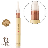 Naturalmente Breathe Lip Gloss Huulikiilto Sävy 2 Strawberry 2 mL
