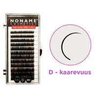 Noname Cosmetics D-Pidennysripset MIX / 0.20