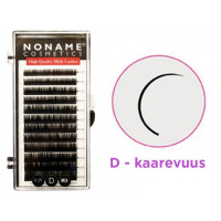 Noname Cosmetics D-Pidennysripset MIX / 0.25