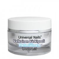 Universal Nails Valkoinen Helmiäinen UV kärkigeeli 10 g