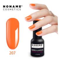 Noname Cosmetics #207 3-vaihe geelilakka 10 mL