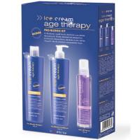 Inebrya Ice Cream Age Therapy Pro-Blonde Kit hoitopakkaus