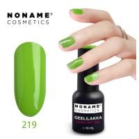 Noname Cosmetics #219 3-vaihe geelilakka 10 mL