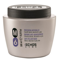 Echosline M6 Anti-Yellow naamio 500 mL