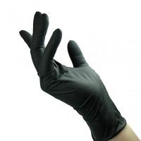 Unigloves Black Pearl Nitriilikäsineet M 100 kpl