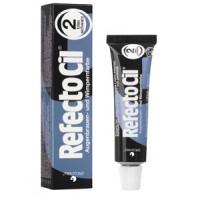 RefectoCil Blue Black Nro 2 Sinimusta ripsien & kulmien kestoväri 15 mL