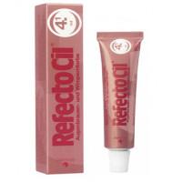 RefectoCil Red Nro 4.1 Punainen ripsien & kulmien kestoväri 15 mL