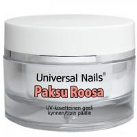Universal Nails Paksu Roosa UV rakennusgeeli 30 g