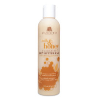 Cuccio Naturalé Body Wash Milk & Honey suihkugeeli 240 mL