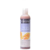 Cuccio Naturalé Daily Skin Polisher Milk & Honey hellävarainen kuorinta 237 mL