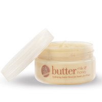 Cuccio Naturalé Baby Butter Blend Milk & Honey kosteusvoide 42 g