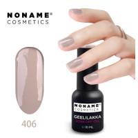 Noname Cosmetics #406 3-vaihe geelilakka 10 mL