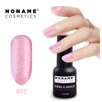 Noname Cosmetics #491 3-vaihe geelilakka 10 mL