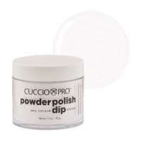 Cuccio Clear Powder Polish dippipuuteri 45 g