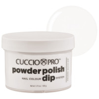 Cuccio Clear Powder Polish dippipuuteri 163 g