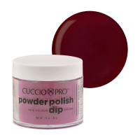 Cuccio Deep Rose Powder Polish dippipuuteri 45 g
