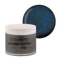 Cuccio Blue Black Dip Powder Polish dippipuuteri 45 g