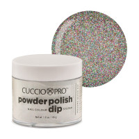Cuccio Multi-color Glitter Powder Polish dippipuuteri 45 g