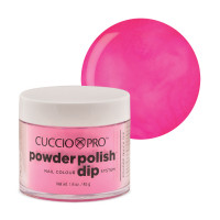 Cuccio Bubble Gum Pink Powder Polish dippipuuteri 45 g