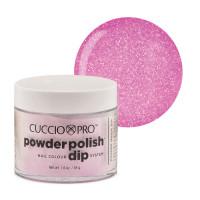 Cuccio Baby Pink Glitter Dip Powder Polish dippipuuteri 45 g