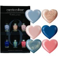 Cuccio Veneer Colour Cruise Mini Match Makers geelilakkasetti 12 x 3,5 mL