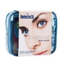RefectoCil Basic Colours kestoväri aloituspaketti