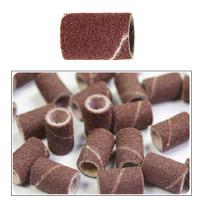 Universal Nails Medium Ruskea hiontasylinteri 120 grit 100 kpl