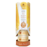 Cuccio Naturalé Baby Butter Blend Tower Milk & Honey kosteusvoide 6 x 42 g