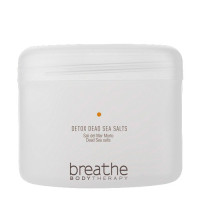 Naturalmente Breathe Detox Dead Sea Salt suolahoito 250 g