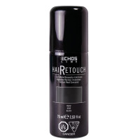 Echosline Black Re-Touch Musta tyvisuihke 75 mL