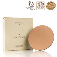 Naturalmente Breathe Compact Foundation Meikkipuuteri Sävy 2 Desert Sunset 9 g