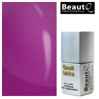 BeautQ Professional Pinkki Liila geelilakka 12 mL