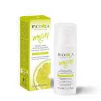 Byotea VitaCity C+ Revitalizing Face Cream SPF15 kasvovoide 50 mL