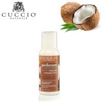 Cuccio Naturalé Pedicure Extended Massage kookos hierontavoide 56 mL