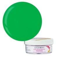 Cuccio Neon Lime Color Acrylic Powder akryylipuuteri 45 g