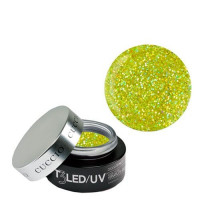 Cuccio Gold Fever T3 LED/UV Self Leveling Cool Cure geeli 28 g