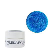 Cuccio Smurf Glitter T3 LED/UV Self Leveling Cool Cure geeli 7 g